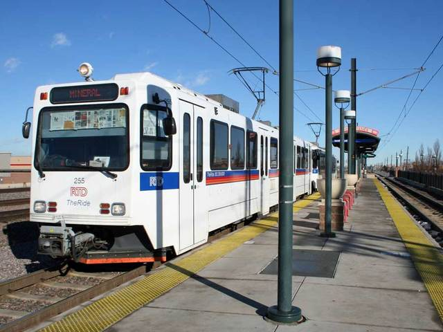 Where Do Denver's Light Rail and Commuter Rail Lines Actually Go?  More Places Than You Might Think.  RTD's A-Line to DIA.